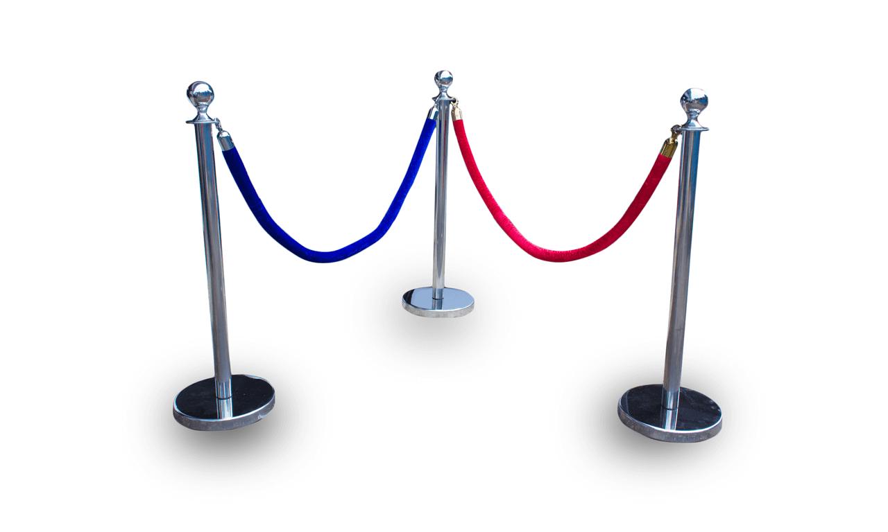 Rope Stand Beludru