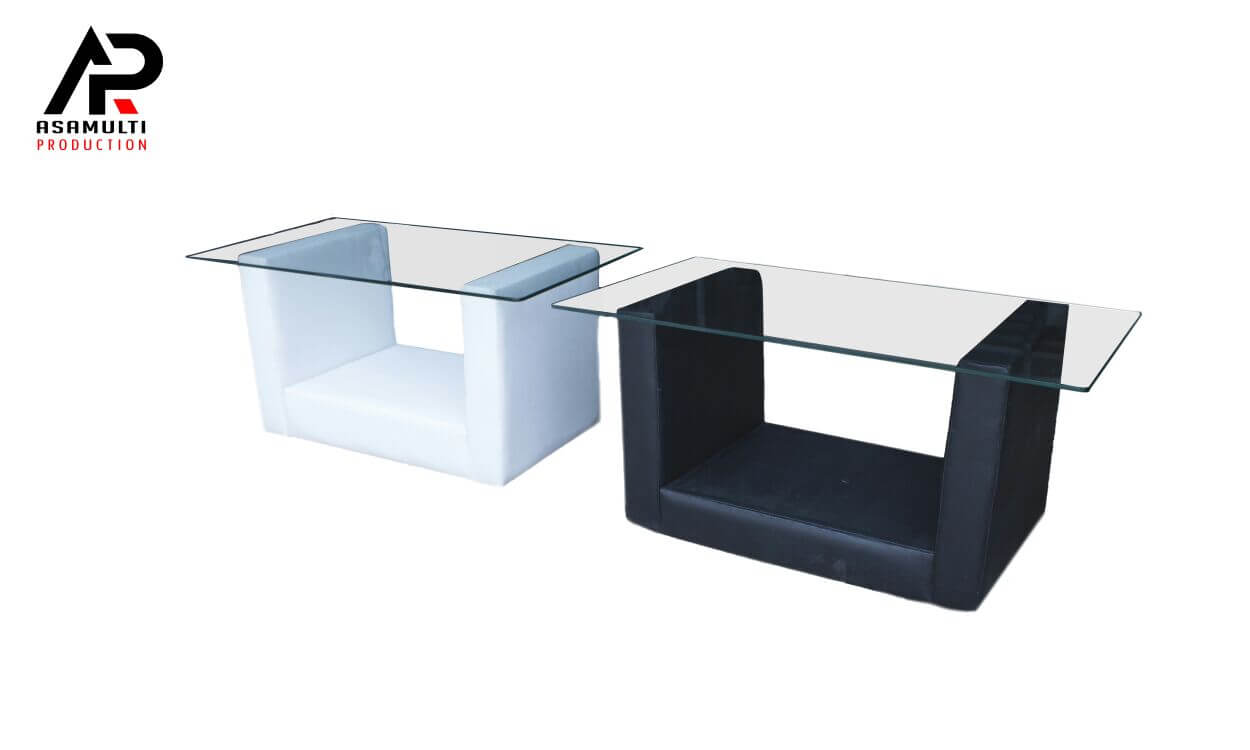 Coffee Table Kaca