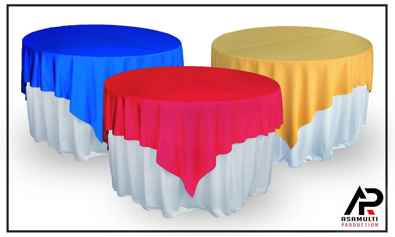 Round Table 120cm/6 orang